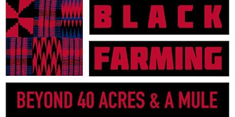 Black Farming Quarterly Virtual Roundtable Tickets