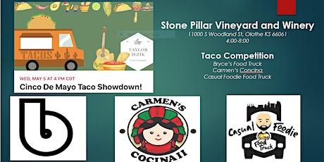 Cinco De Mayo Taco Showdown tickets