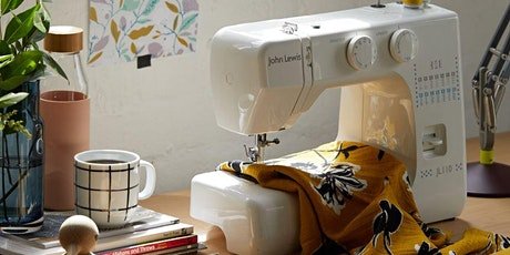 SEWING MACHINE WORKSHOP: MAKE A REVERSIBLE TOTE BAG - £5 tickets