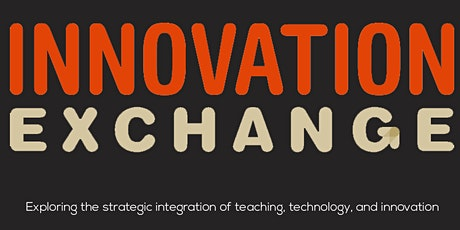 2021 Virtual Innovation Exchange Conference tickets