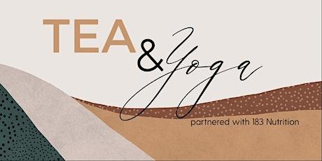 Tea & Yoga Picnic Experience tickets