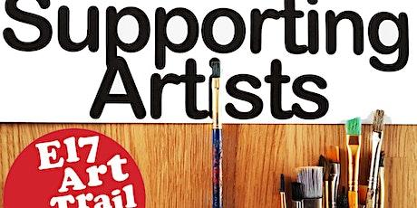 E17 Art Trail 2021: Artist Peer Group tickets