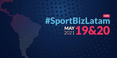 SportBizLatam LIVE 2021 entradas