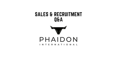 Sales & Recruitment Q&A tickets