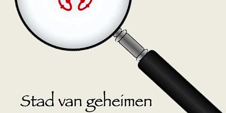 Speurtocht door Leiden - 18 april billets