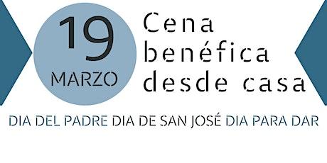 Cena benéfica  #deLIFEry Solidario - Hogar de María entradas
