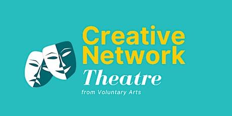 #CreativeNetwork-Theatre tickets
