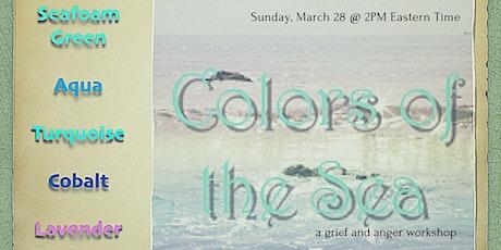 Colors of the Sea biglietti