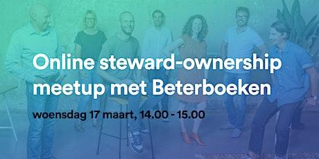 Online steward-ownership meetup met Beterboeken tickets