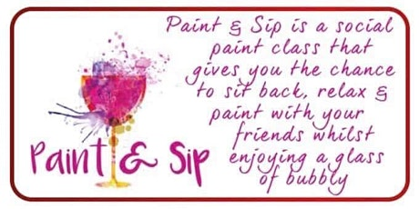 Celebs Entertainment - Virtual Paint & Sip Event tickets
