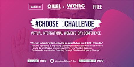 Choose to Challenge: International Women's Day Con tickets