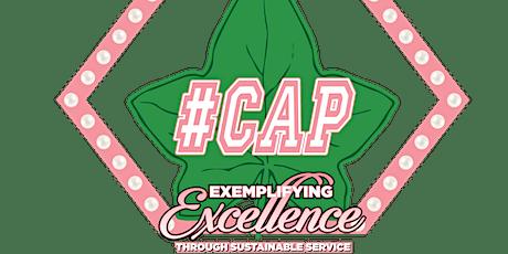 Alpha Kappa Alpha Sorority, Inc. Phi Omega Omega Chapter Presents #CAP tickets