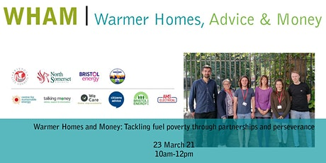 WHAM (Warmer Homes, Advice and Money) Tackling fuel poverty through partner tickets