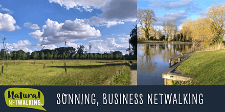 Natural Netwalking in Sonning. Friday 11th June, 10am - 11.30am tickets