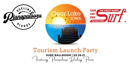 Tourism Launch Party tickets