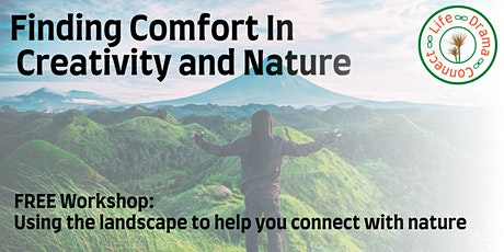 Finding Comfort in Creativity and Nature tickets