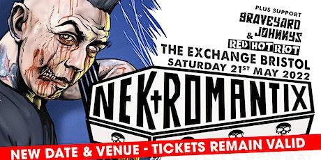 Nekromantix plus Graveyard Johnnys + Red Hot Riot tickets