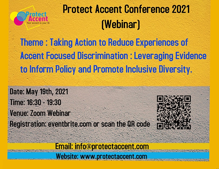 Protect Accent Conference image