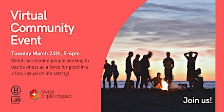 Virtual Community Networking Event tickets