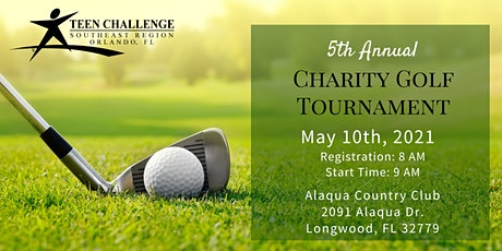 "5th Annual Teen Challenge ""Driving Away Addiction"" Golf Tournament tickets"
