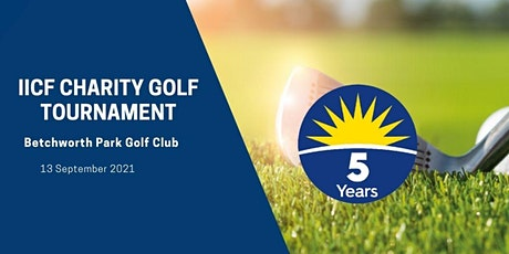 IICF Charity Golf Tournament 2021 tickets