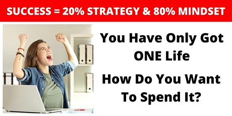 Learn Mindset For Internet Digital Marketing Success tickets