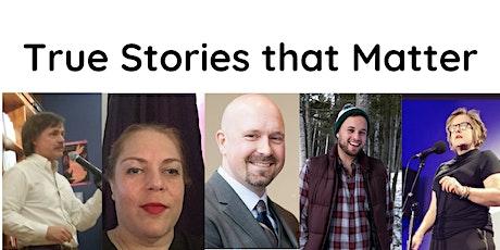 7 by 7: True Stories that Matter tickets