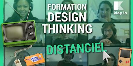 [CONTENU DISTANCIEL] La formation _ Passez au Design Thinking KLAP billets