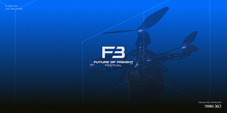F3: Future of Freight Festival tickets