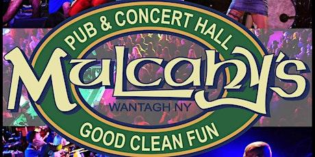 Live Vinyl Debuts Mulcahy's Pub Wantagh tickets