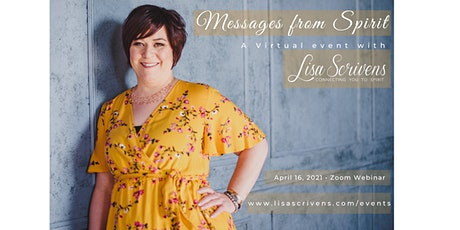 Messages From Spirit - April 16 tickets