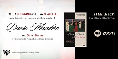 Book Launch: Danse Macabre and Other Stories - A Psychoanalytic Perspective tickets