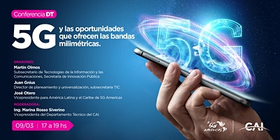 5G y las oportunidades que ofrecen las bandas milimétricas