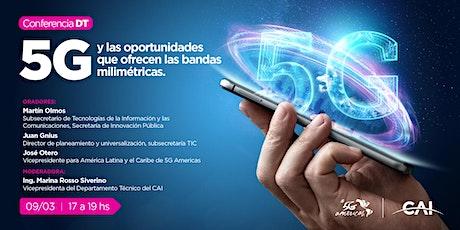 5G y las oportunidades que ofrecen las bandas milimétricas entradas