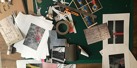 Hole & Corner Event: Collaging with Bruton Correspondence School tickets