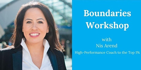 Boundaries Workshop tickets