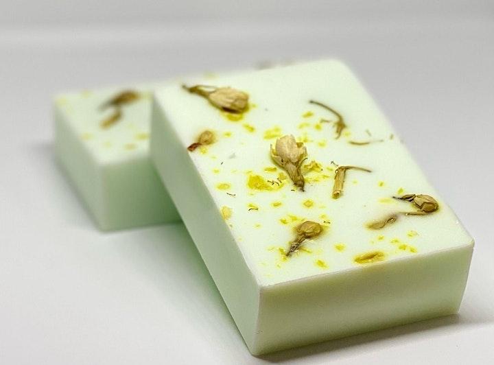 Botanical Soap Making  with Amelie Soap Co. image