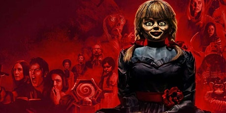 The Scary Spooky Halloween Drive-In Cinema Night - Annabelle tickets