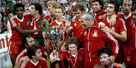 40th Anniversary event with the Nottingham Forest Legends of 79/80 tickets