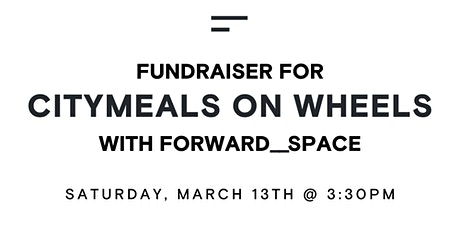 Fundraiser For Citymeals on Wheels tickets