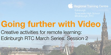Creative activities for remote learning – going further with video tickets