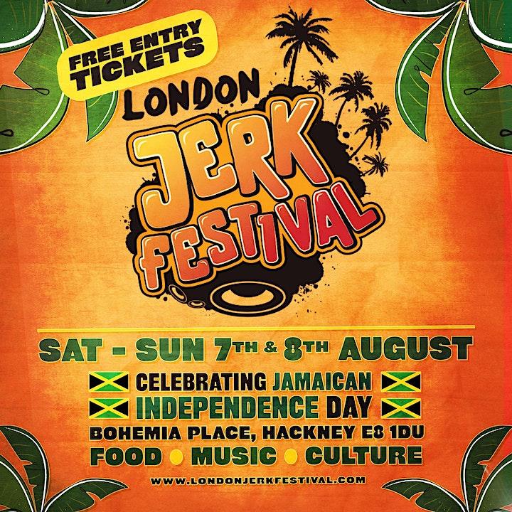 London Jerk Fest 2021 image