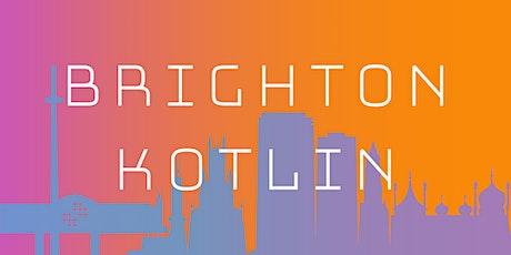 Brighton Kotlin - March Meetup tickets
