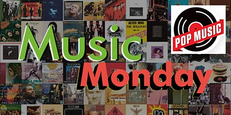 Music Monday with Big Smart Quiz: Pop, Rock, Soul, Metal | SpeedQuizzing tickets