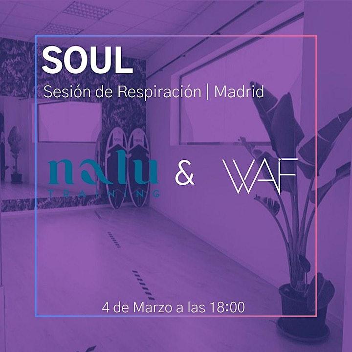 Imagen de Sesión de Respiración | NALU Training (Madrid)