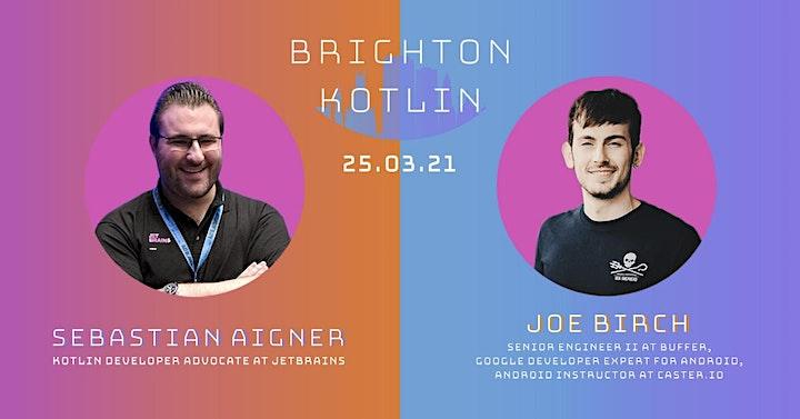 Brighton Kotlin - March Meetup image