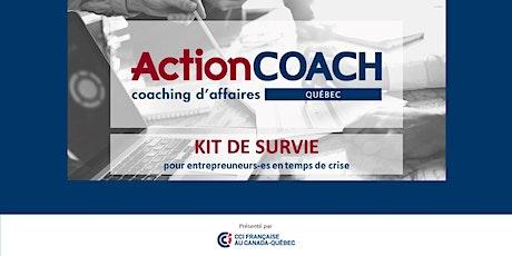 Kit de survie pour entrepreneurs-es billets