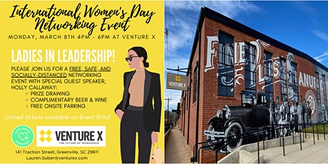 Ladies In Leadership! ***In-Person Networking Event*** tickets