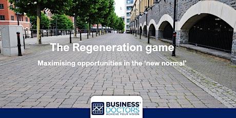 The Regeneration Workshop tickets
