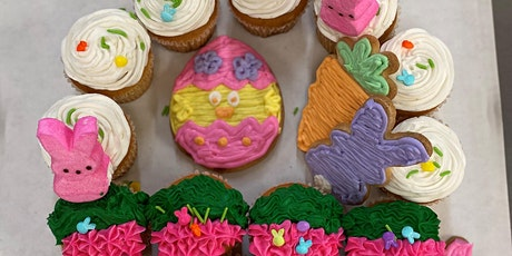 Mini Holiday Workshop-Easter Pull Apart Cake & Cookies-Ages 7-11(Suggested) tickets